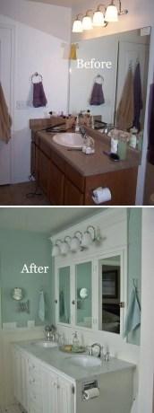 Tiny Master Bathroom 90
