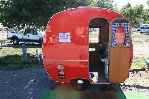 Vintage CampersTravel Trailers 165