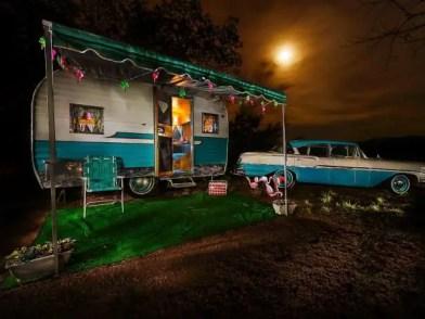 Vintage CampersTravel Trailers 202