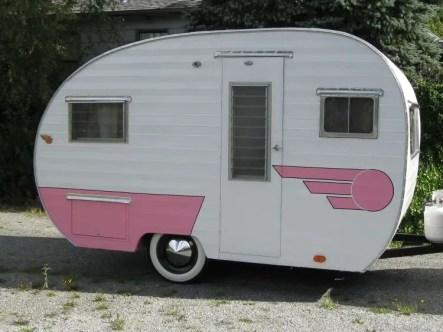 Vintage CampersTravel Trailers 220