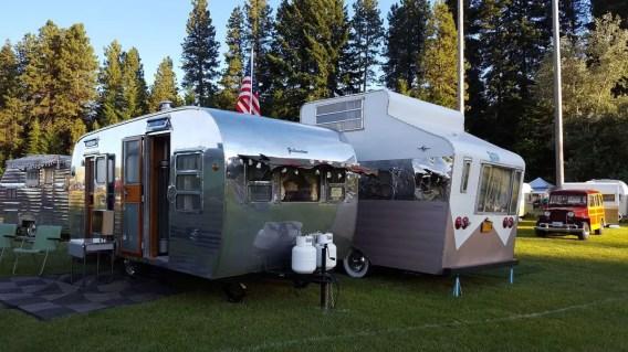 Vintage CampersTravel Trailers 235