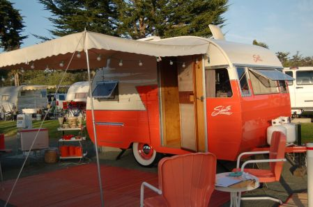 Vintage CampersTravel Trailers 251