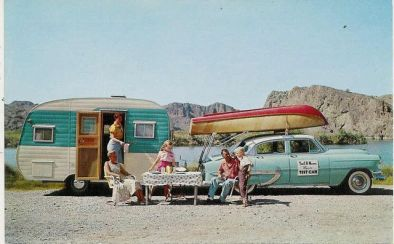 Vintage CampersTravel Trailers 260