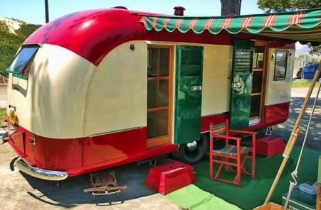 Vintage CampersTravel Trailers 291