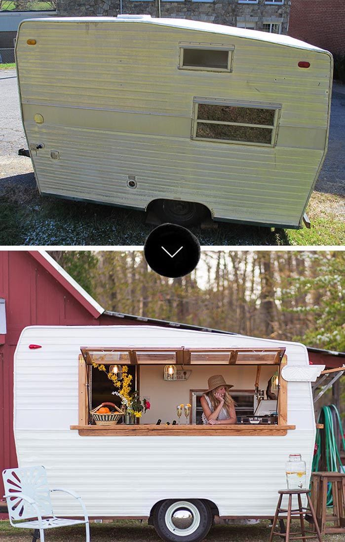 Camper Make Over 32
