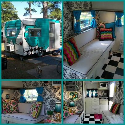 Air Streams Dream Campers 106