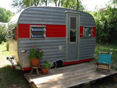 Air Streams Dream Campers 114