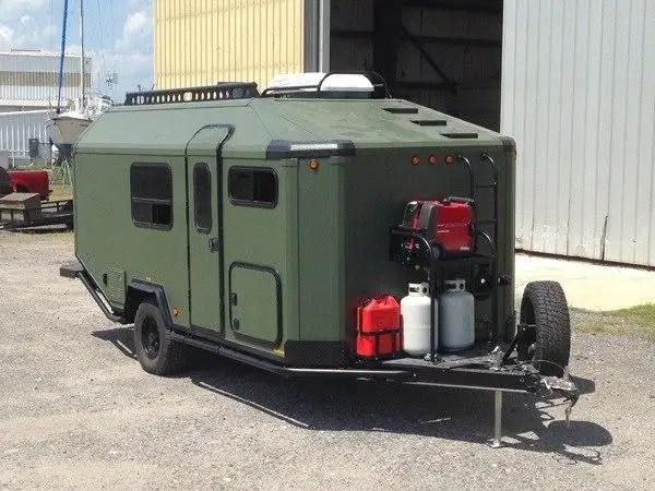 Air Streams Dream Campers 12