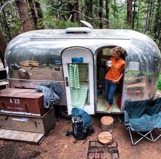 Air Streams Dream Campers 123