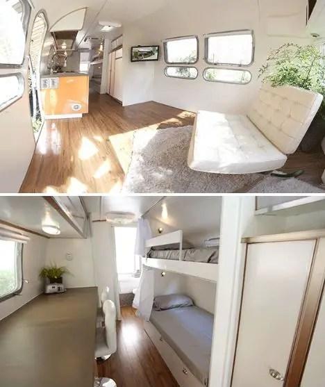 Air Streams Dream Campers 125
