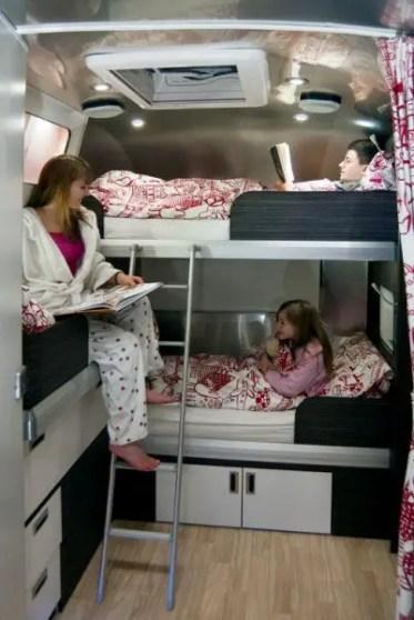 Air Streams Dream Campers 128