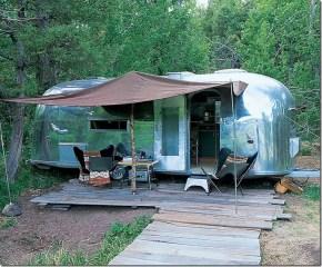 Air Streams Dream Campers 32
