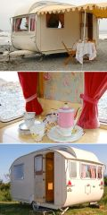 Air Streams Dream Campers 45