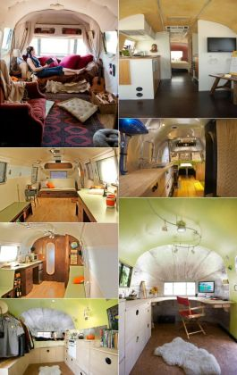 Air Streams Dream Campers 58