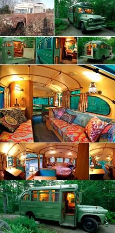 Air Streams Dream Campers 66