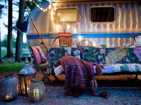 Air Streams Dream Campers 8