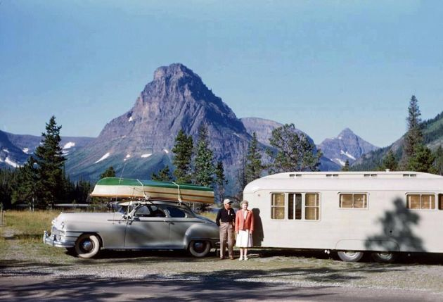 Air Streams Dream Campers 83