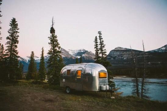 Air Streams Dream Campers 91