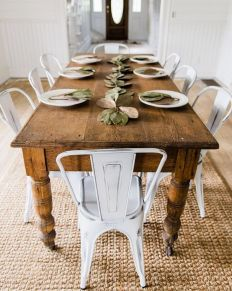 Dining Room Ideas Farmhouse 112