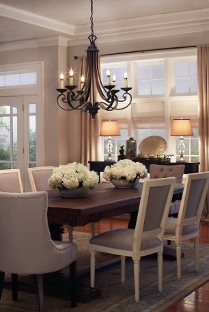 Dining Room Ideas Farmhouse 136