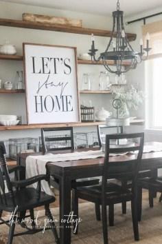 Dining Room Ideas Farmhouse 91