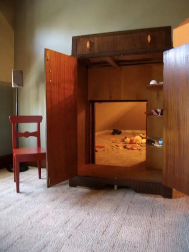 Hidden Rooms 135