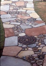 Mosaic Patio 135