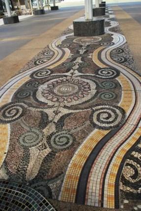 Mosaic Patio 140