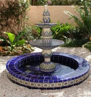 Mosaic Patio 154