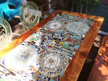 Mosaic Patio 19