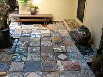 Mosaic Patio 44