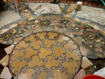 Mosaic Patio 57
