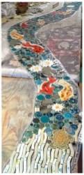 Mosaic Patio 60