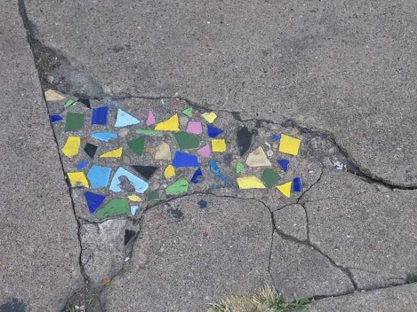 Mosaic Patio 81