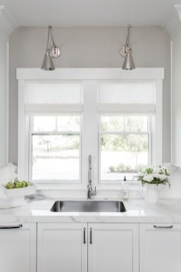 Sconce Over Kitchen Sink 111