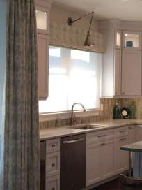 Sconce Over Kitchen Sink 116