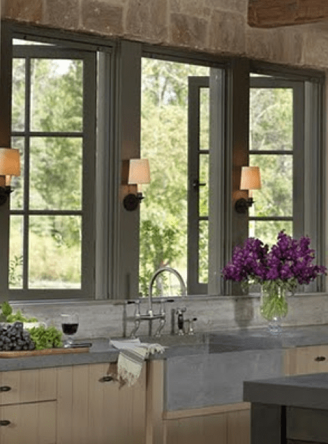 Sconce Over Kitchen Sink 122