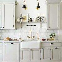 Sconce Over Kitchen Sink 128