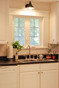 Sconce Over Kitchen Sink 97