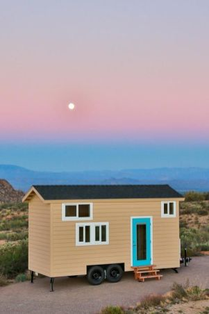 Tiny House Mansion 110