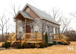 Tiny House Mansion 123