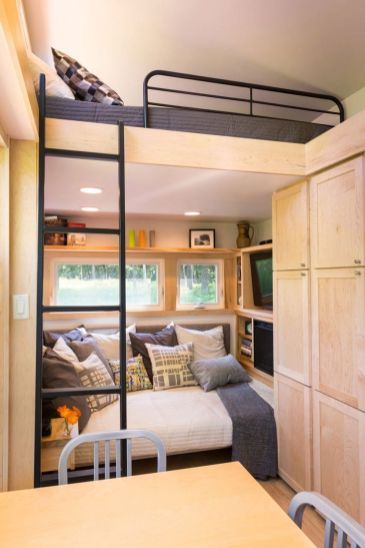 Tiny House Mansion 55