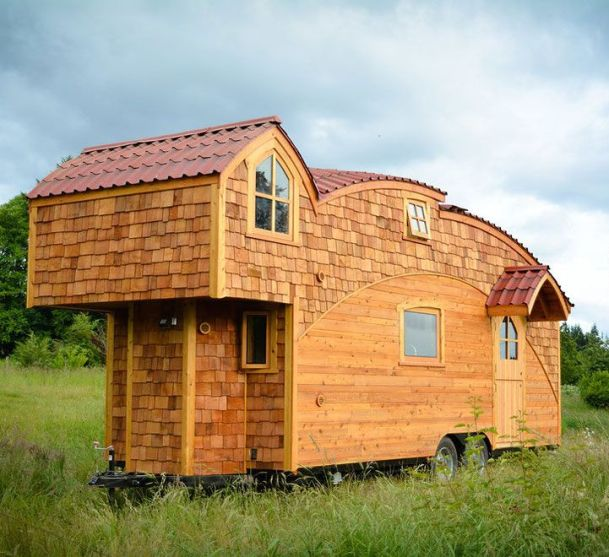 Tiny House Mansion 78