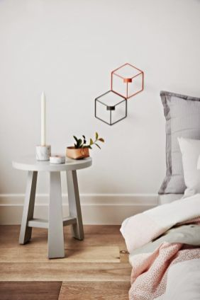 White And Pastel Bedroom 110