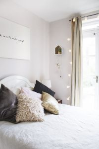 White And Pastel Bedroom 136