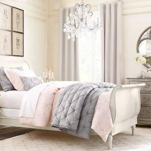 White And Pastel Bedroom 33