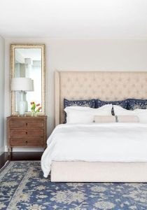 White And Pastel Bedroom 34