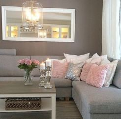 White And Pastel Bedroom 54