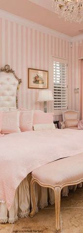 White And Pastel Bedroom 71