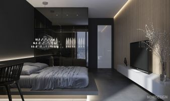 White And Pastel Bedroom 77